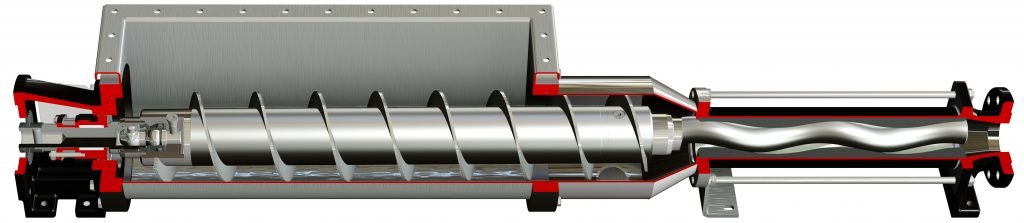 DHS Progressive Cavity Pump