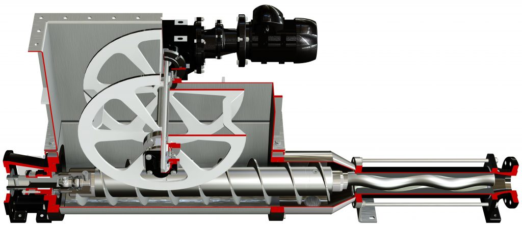 DHSB Progressive Cavity Pump