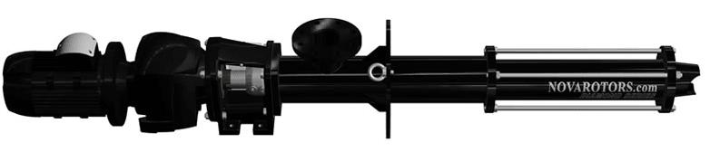 Vertical Progressing Cavity Pump