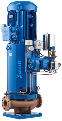 In-Line Centrifugal Pump
