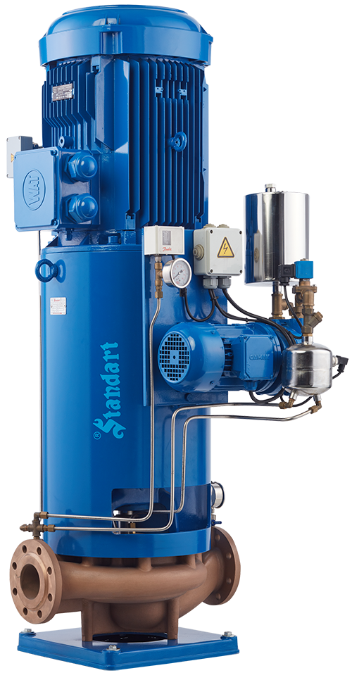 In-Line Centrifugal Pump