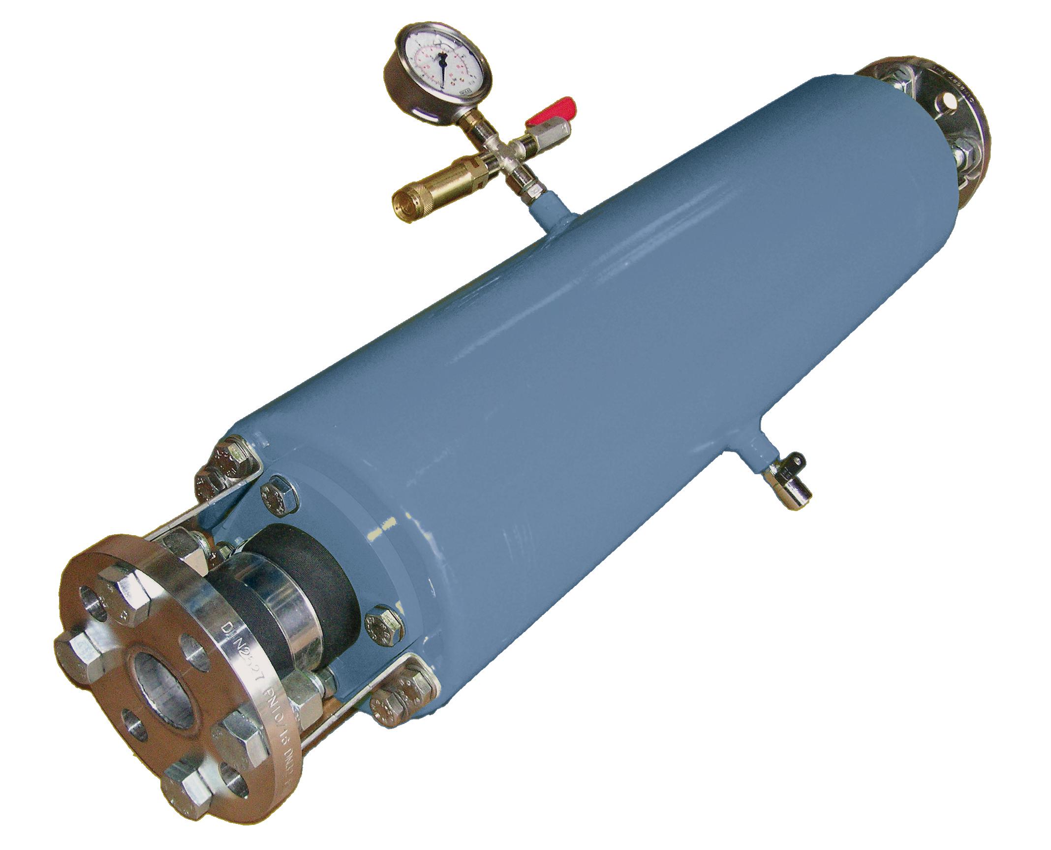 Peristaltic Pump Pulsation Dampeners