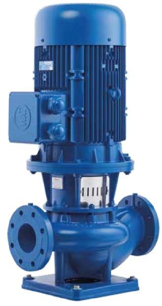 ECO In-Line Gear Pump