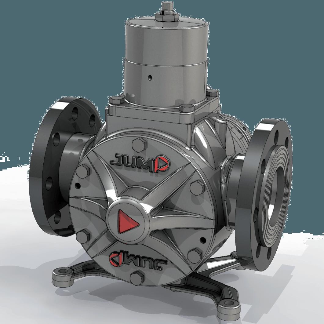 Vane Pump manufactured by Jump Pump