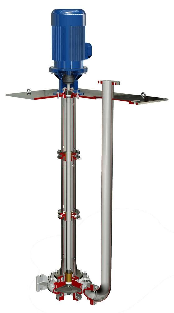 Robuschi Vertical Immersion Pump