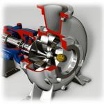 RC Recessed Vortex Impeller Type