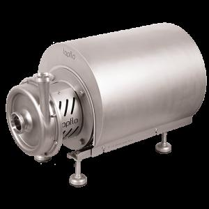 Hygienic CTX Pump with Shroud