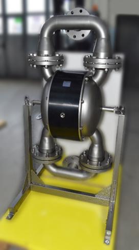 Atex Diaphragm Pump
