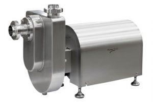 self priming hygienic centrifugal pump